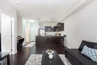 """Photo 4: 105 9655 KING GEORGE Boulevard in Surrey: Whalley Condo for sale in """"The Gruv"""" (North Surrey)  : MLS®# R2086741"""