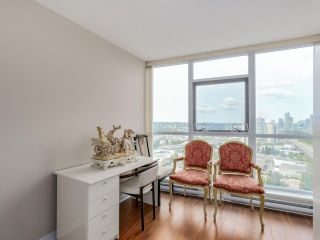 """Photo 15: 2804 2225 HOLDOM Avenue in Burnaby: Central BN Condo for sale in """"LEGACY TOWER 1"""" (Burnaby North)  : MLS®# R2071147"""