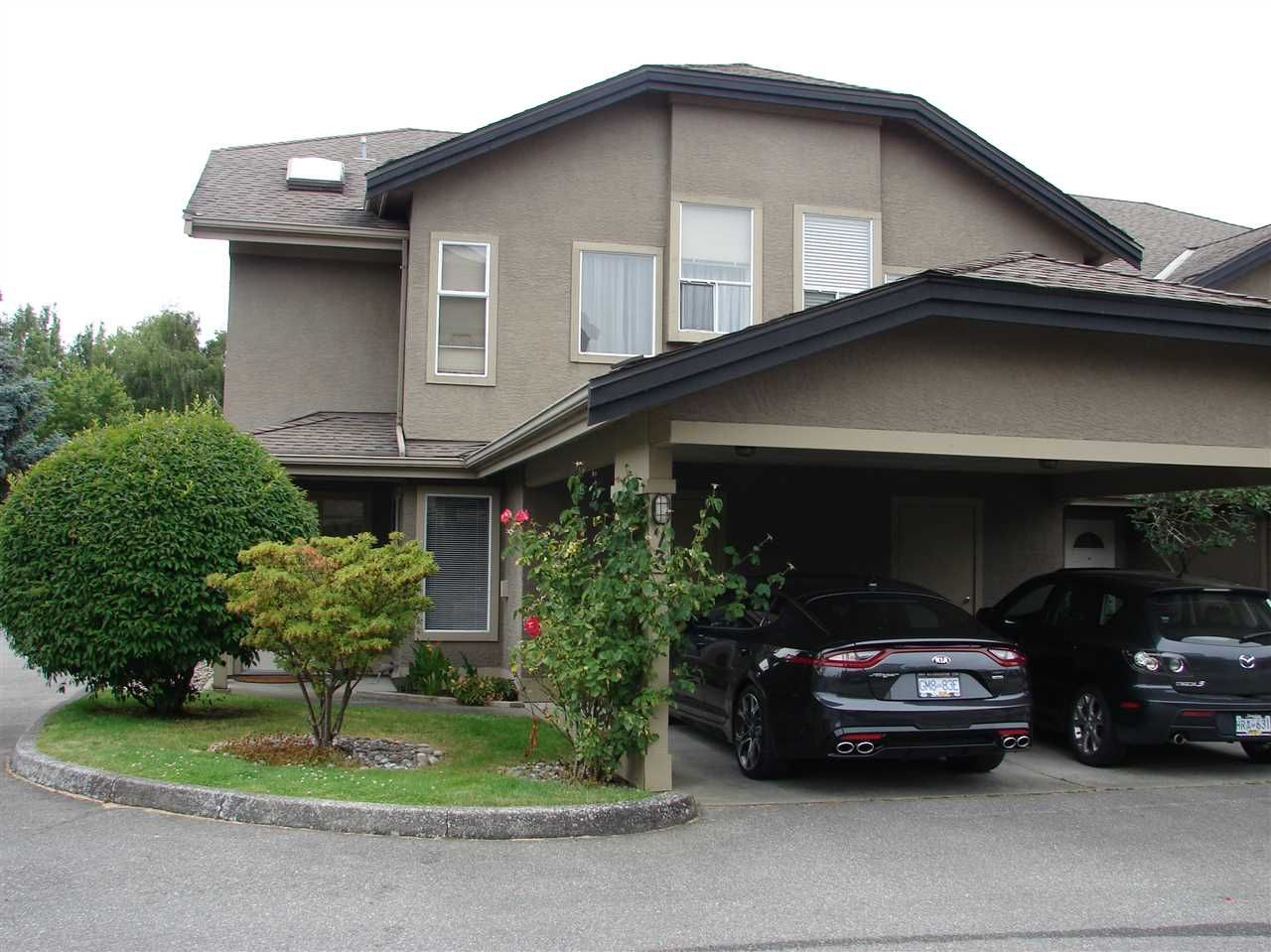 Main Photo: 23 12880 RAILWAY AVENUE in : Steveston South Townhouse for sale : MLS®# R2413049