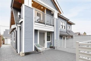 Photo 23: 1313 E 20TH AVENUE in Vancouver: Knight Townhouse for sale (Vancouver East)  : MLS®# R2524312