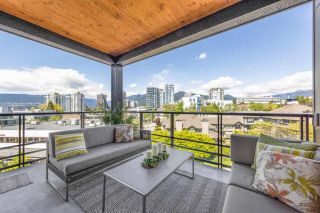 "Main Photo: 509 108 E 8TH Street in North Vancouver: Central Lonsdale Condo for sale in ""Crest"" : MLS®# R2576572"