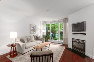 """Photo 2: 1409 W 7TH Avenue in Vancouver: Fairview VW Townhouse for sale in """"Sienna @ Portico"""" (Vancouver West)  : MLS®# R2623032"""