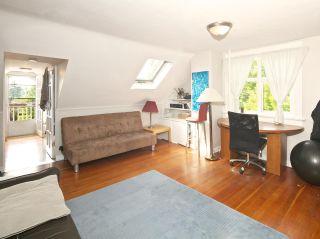 Photo 11: 1855 CREELMAN AVENUE in Vancouver: Kitsilano House for sale (Vancouver West)  : MLS®# R2064016