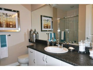 """Photo 9: 8 1268 RIVERSIDE Drive in Port Coquitlam: Riverwood Townhouse for sale in """"SOMERSTONE LANE"""" : MLS®# V1058093"""