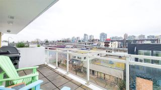"Photo 10: 505 1635 W 3RD Avenue in Vancouver: False Creek Condo for sale in ""LUMEN"" (Vancouver West)  : MLS®# R2561190"