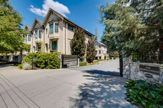 """Photo 1: 527 2580 LANGDON Street in Abbotsford: Abbotsford West Townhouse for sale in """"BROWNSTONES"""" : MLS®# R2607055"""