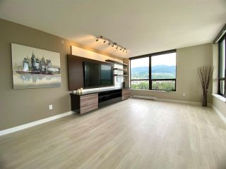 """Photo 2: 2505 2982 BURLINGTON Drive in Coquitlam: North Coquitlam Condo for sale in """"EDGEMONT by BOSA"""" : MLS®# R2588235"""