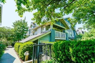 """Photo 1: 58 7488 SOUTHWYNDE Avenue in Burnaby: South Slope Townhouse for sale in """"LEDGESTONE 1"""" (Burnaby South)  : MLS®# R2387112"""