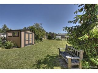 Photo 20: 8012 Arthur Dr in SAANICHTON: CS Turgoose House for sale (Central Saanich)  : MLS®# 731845