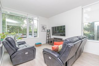 Photo 4: 101 680 SEYLYNN Crescent in North Vancouver: Lynnmour Townhouse for sale : MLS®# R2618990