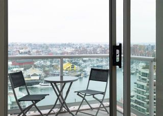Photo 12: 1604 1500 Howe Street in Vancouver: Yaletown Condo for sale (Vancouver West)  : MLS®# R2419631