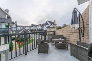 """Photo 20: 94 8438 207A Street in Langley: Willoughby Heights Townhouse for sale in """"YORK By Mosaic"""" : MLS®# R2239645"""