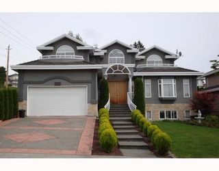 Main Photo: 2718 SOUTHCREST Drive in Burnaby North: Montecito Home for sale ()  : MLS®# V804954