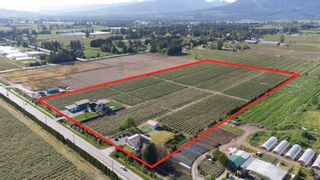 Main Photo: 19393 OLD DEWDNEY TRUNK Road in Pitt Meadows: North Meadows PI House for sale : MLS®# R2600471