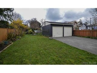Photo 5: 723 Oliver St in VICTORIA: OB South Oak Bay House for sale (Oak Bay)  : MLS®# 634854