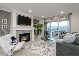 "Photo 1: 307 15155 22 Avenue in Surrey: Sunnyside Park Surrey Condo for sale in ""Villa Pacific"" (South Surrey White Rock)  : MLS®# R2522693"