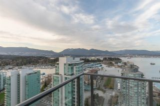 """Photo 23: 2501 620 CARDERO Street in Vancouver: Coal Harbour Condo for sale in """"Cardero"""" (Vancouver West)  : MLS®# R2565115"""