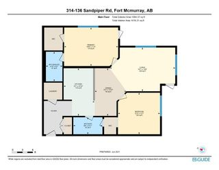 Photo 16: 314 136C Sandpiper Road: Fort McMurray Apartment for sale : MLS®# A1116291
