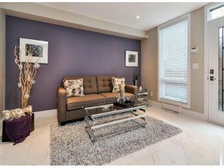 """Photo 2: 1810 E PENDER Street in Vancouver: Hastings Townhouse for sale in """"AZALEA HOMES"""" (Vancouver East)  : MLS®# V1051694"""