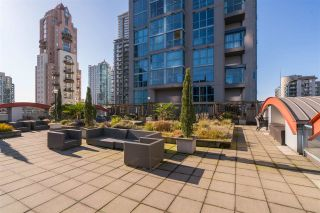 """Photo 25: 706 1238 SEYMOUR Street in Vancouver: Downtown VW Condo for sale in """"The Space"""" (Vancouver West)  : MLS®# R2558619"""