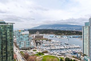 """Photo 3: 2303 1228 W HASTINGS Street in Vancouver: Coal Harbour Condo for sale in """"THE PALLADIO"""" (Vancouver West)  : MLS®# R2159180"""