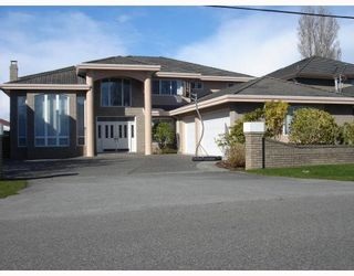 Main Photo: 4211 COLDFALL Road in Richmond: Boyd Park House for sale : MLS®# V697978