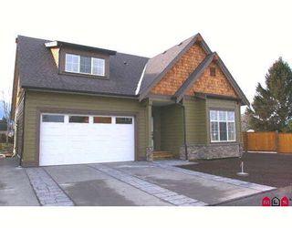 "Photo 1: 17 6110 MILLER Drive in Sardis: Sardis West Vedder Rd House for sale in ""MILLER ESTATES"" : MLS®# H2900317"