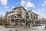 """Main Photo: 304 201 MORRISSEY Road in Port Moody: Port Moody Centre Condo for sale in """"Suter Brook Village"""" : MLS®# R2538344"""