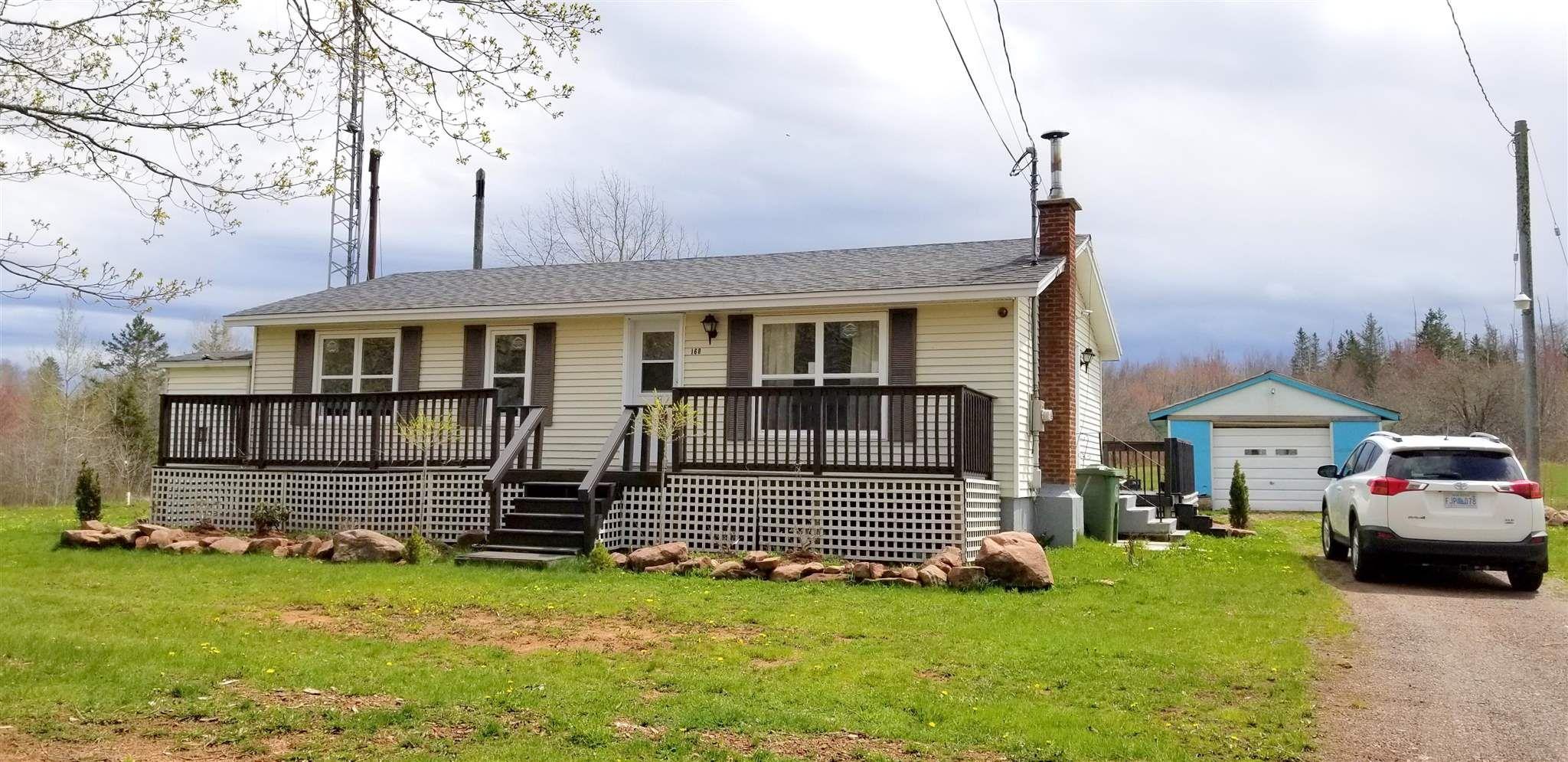 Main Photo: 168 Ripley Road in Truemanville: 101-Amherst,Brookdale,Warren Residential for sale (Northern Region)  : MLS®# 202111563