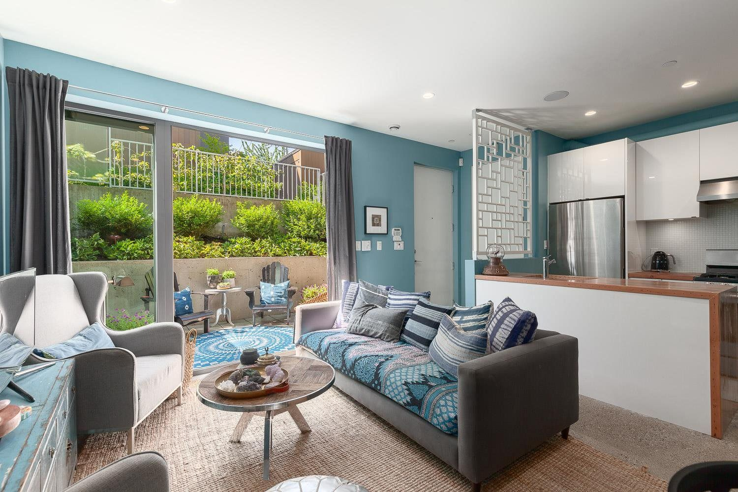 """Main Photo: 3 662 UNION Street in Vancouver: Strathcona Townhouse for sale in """"Union Eco Heritage"""" (Vancouver East)  : MLS®# R2602879"""