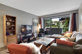 Photo 2: 205 2885 SPRUCE STREET in Vancouver: Fairview VW Condo for sale (Vancouver West)  : MLS®# R2465666