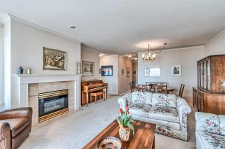 """Photo 4: 406 2271 BELLEVUE Avenue in West Vancouver: Dundarave Condo for sale in """"THE ROSEMONT ON BELLEVUE"""" : MLS®# R2356609"""