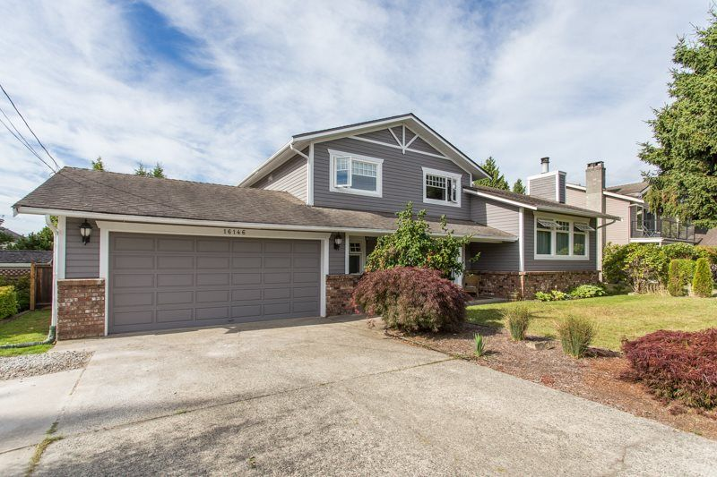 """Main Photo: 16146 10 Avenue in Surrey: King George Corridor House for sale in """"Mcnally Creek"""" (South Surrey White Rock)  : MLS®# R2287169"""