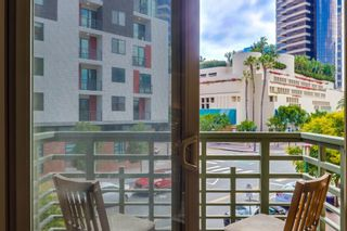 Photo 11: DOWNTOWN Condo for sale : 2 bedrooms : 330 J St #205 in San Diego