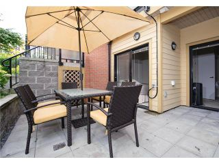 """Photo 9: 1871 STAINSBURY Avenue in Vancouver: Victoria VE Townhouse for sale in """"THE WORKS"""" (Vancouver East)  : MLS®# V834837"""