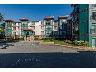 "Photo 3: 411 33485 SOUTH FRASER Way in Abbotsford: Central Abbotsford Condo for sale in ""Citadel Ridge"" : MLS®# R2565368"