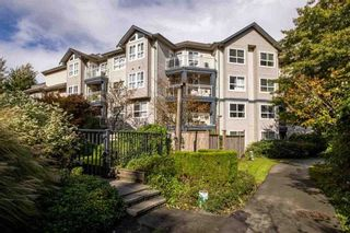 """Main Photo: 413 8115 121A Street in Surrey: Queen Mary Park Surrey Condo for sale in """"The Crossing"""" : MLS®# R2557579"""
