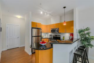 """Photo 1: 404 2330 WILSON Avenue in Port Coquitlam: Central Pt Coquitlam Condo for sale in """"SHAUGHNESSY WEST"""" : MLS®# R2046213"""