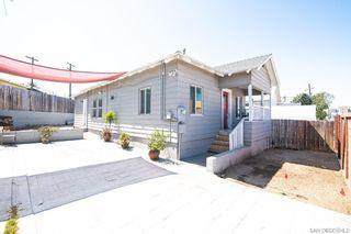 Photo 2: LOGAN HEIGHTS House for sale : 3 bedrooms : 1927 Pueblo Street in San Diego