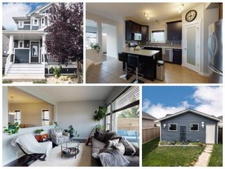 Photo 1: 2308 74 Street in Edmonton: Zone 53 House for sale : MLS®# E4259143
