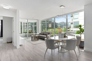 """Photo 1: 619 1783 MANITOBA Street in Vancouver: False Creek Condo for sale in """"The Residences at West"""" (Vancouver West)  : MLS®# R2579373"""