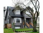 Property Photo: 940 20TH AVE W in Vancouver