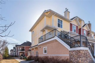 Main Photo: 102 WEST SPRINGS Road SW in Calgary: West Springs Row/Townhouse for sale : MLS®# A1072373