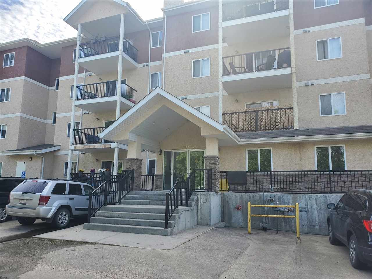 Main Photo: 101 4903 47 Avenue: Stony Plain Condo for sale : MLS®# E4234615