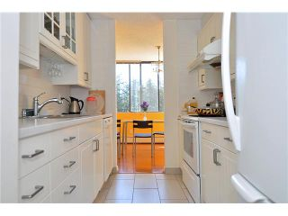 """Photo 6: 1202 4105 MAYWOOD Street in Burnaby: Metrotown Condo for sale in """"TIMES SQUARE"""" (Burnaby South)  : MLS®# V1023881"""