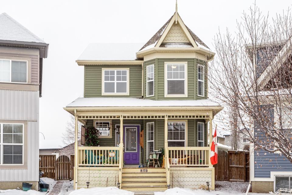 Main Photo: 175 Auburn Bay Heights SE in Calgary: Auburn Bay Detached for sale : MLS®# A1064483