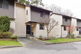 "Main Photo: 100 2915 NORMAN Avenue in Coquitlam: Ranch Park Townhouse for sale in ""PARKWOOD"" : MLS®# R2546262"