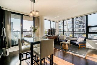 Photo 1: 2806 909 MAINLAND STREET in Vancouver: Yaletown Condo for sale (Vancouver West)  : MLS®# R2507980