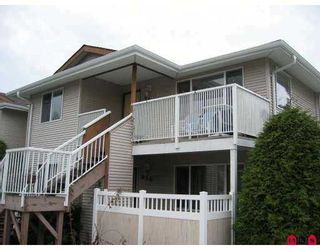 """Photo 1: 13923 72ND Ave in Surrey: East Newton Townhouse for sale in """"Newton Park"""" : MLS®# F2626713"""
