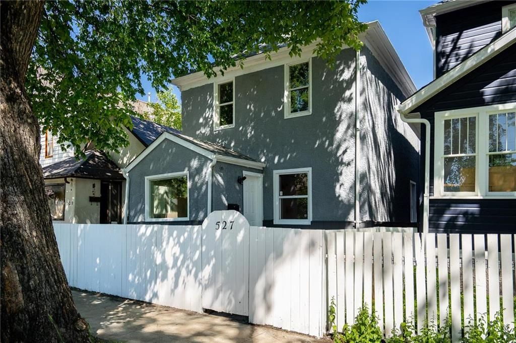 Main Photo: 527 Victor Street in Winnipeg: West End Residential for sale (5A)  : MLS®# 202116651
